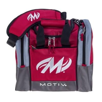 Motiv Shock Single Red 1 Ball Bowling Bag