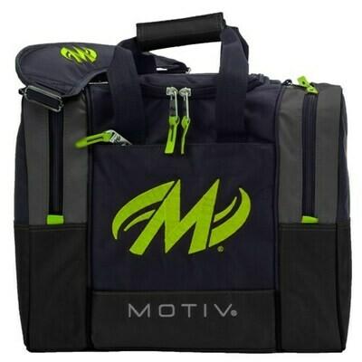 Motiv Shock Single Lime Green 1 Ball Bowling Bag