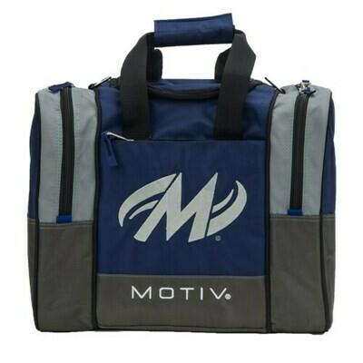 Motiv Shock Single Navy 1 Ball Bowling Bag