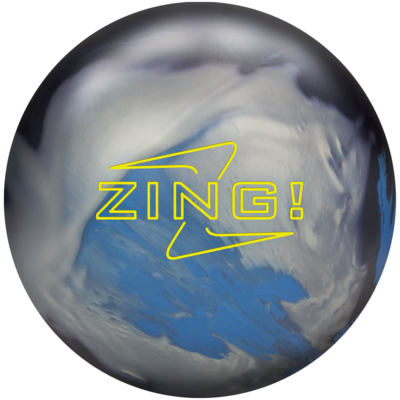 Radical Zing Hybrid Bowling Ball