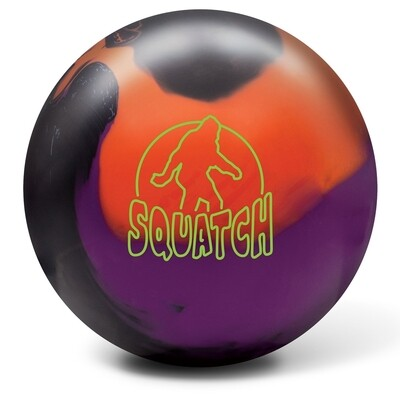 Radical Squatch Solid Bowling Ball