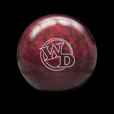 Columbia 300 White Dot Scarlet Bowling Ball