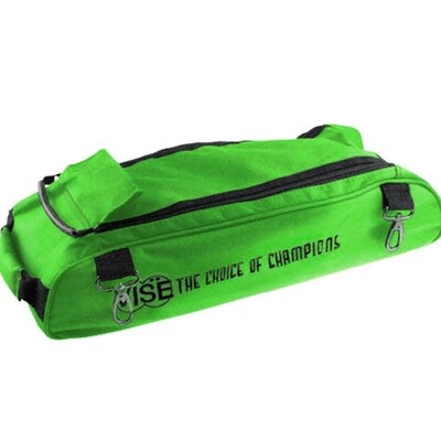 Vise Attachable Add-On Shoe Bag Green