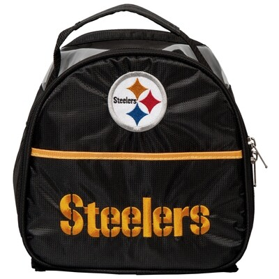 KR Strikeforce NFL Pittsburgh Steelers Add On Bowling Bag
