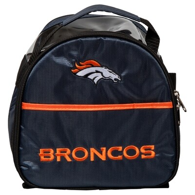 KR Strikeforce NFL Denver Broncos Add On Bowling Bag