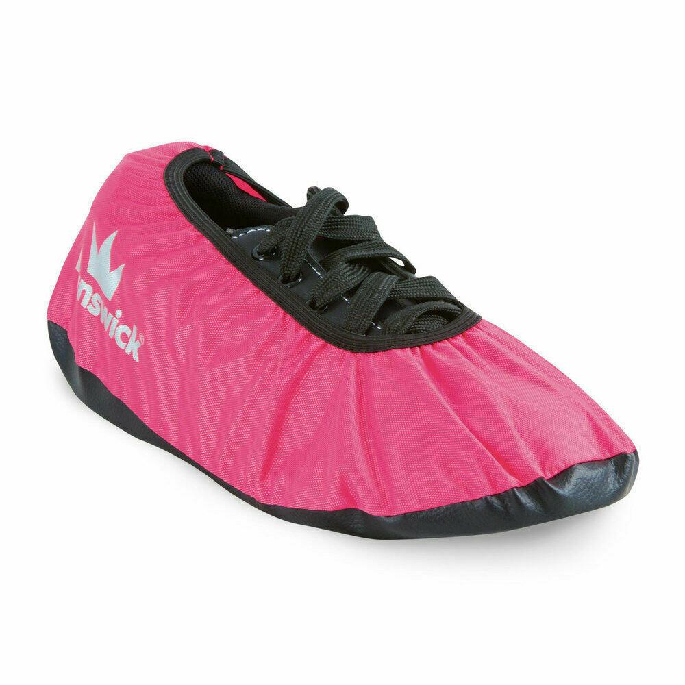 Brunswick Pink Bowling Shoe Covers