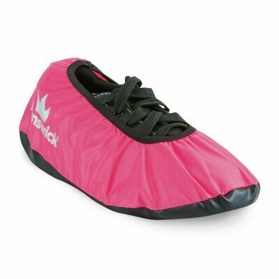 Brunswick Pink Bowling Shoe Covers
