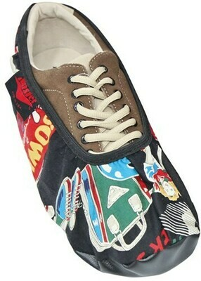 Master Mens Pins Bowling Shoe Covers