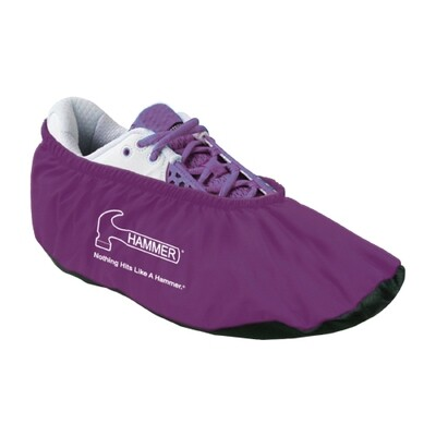Hammer Purple Bowling Shoe Covers