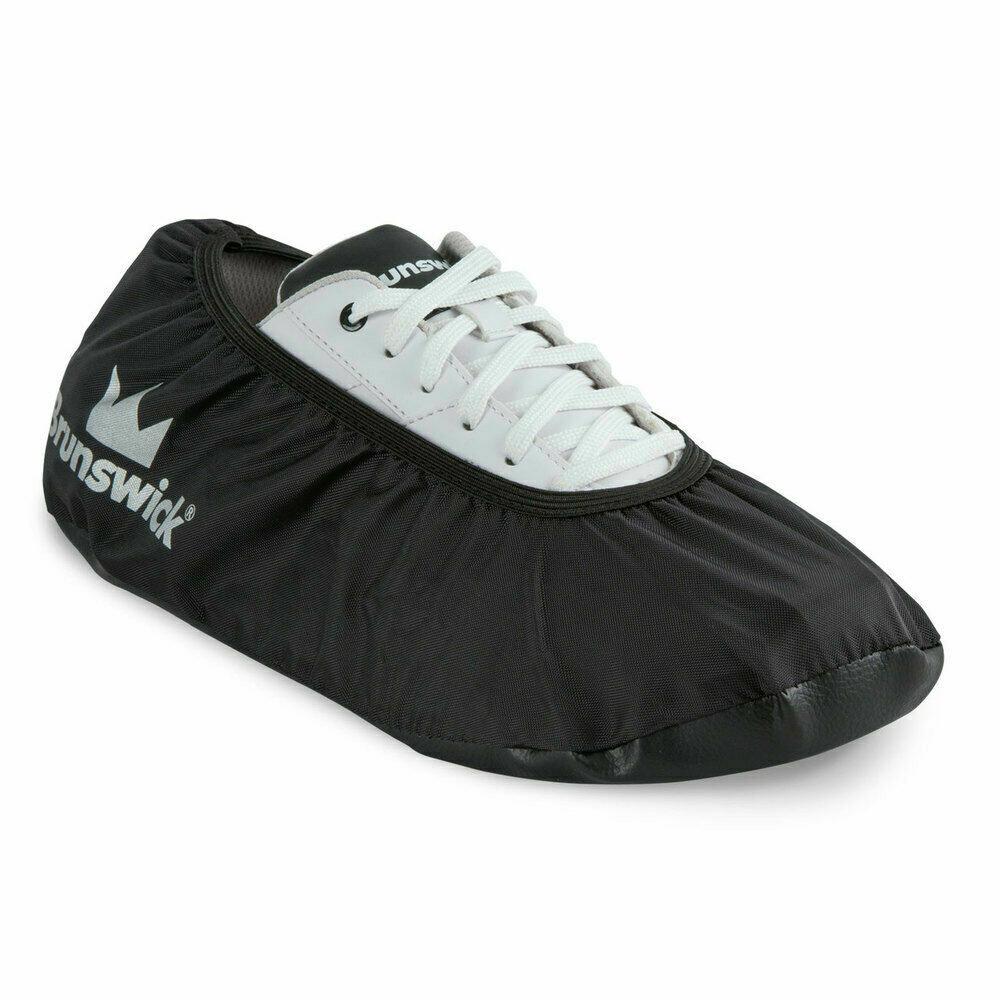 Brunswick Black Bowling Shoe Covers