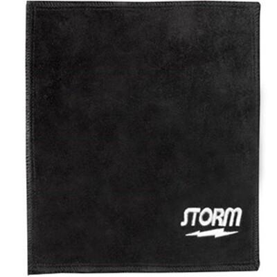 Storm Black Bowling Shammy