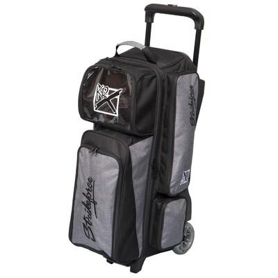 KR Strikeforce KRush Stone/Black 3 Ball Roller Bowling Bag