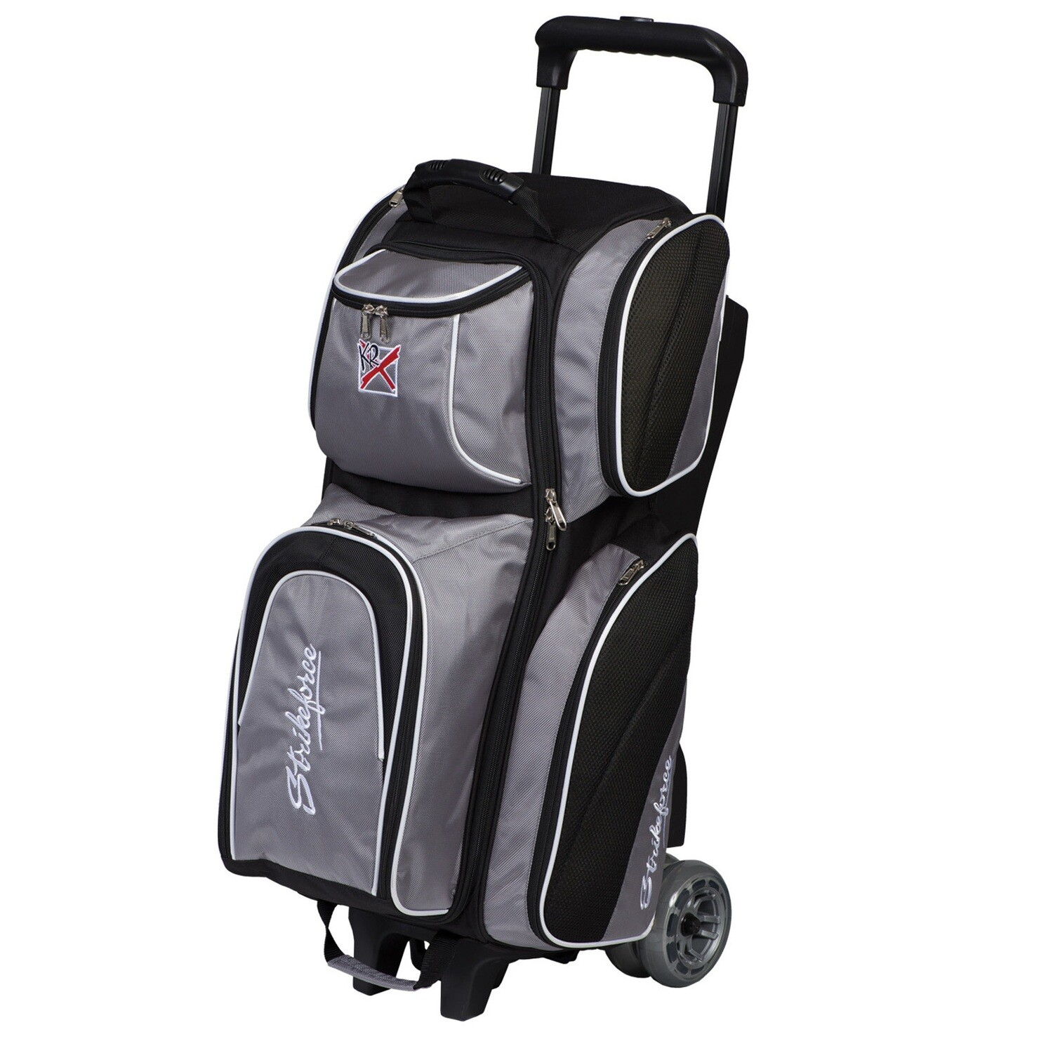 KR Strikeforce Apex 3 Ball Roller Bowling Bag