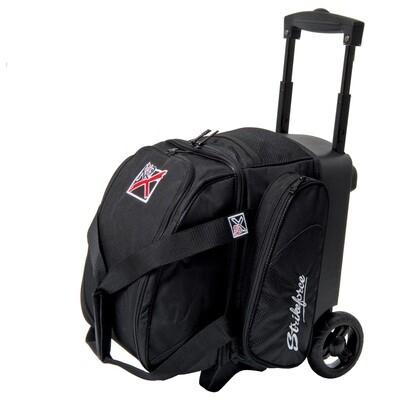 KR Strikeforce Cruiser Black 1 Ball Roller Bowling Bag