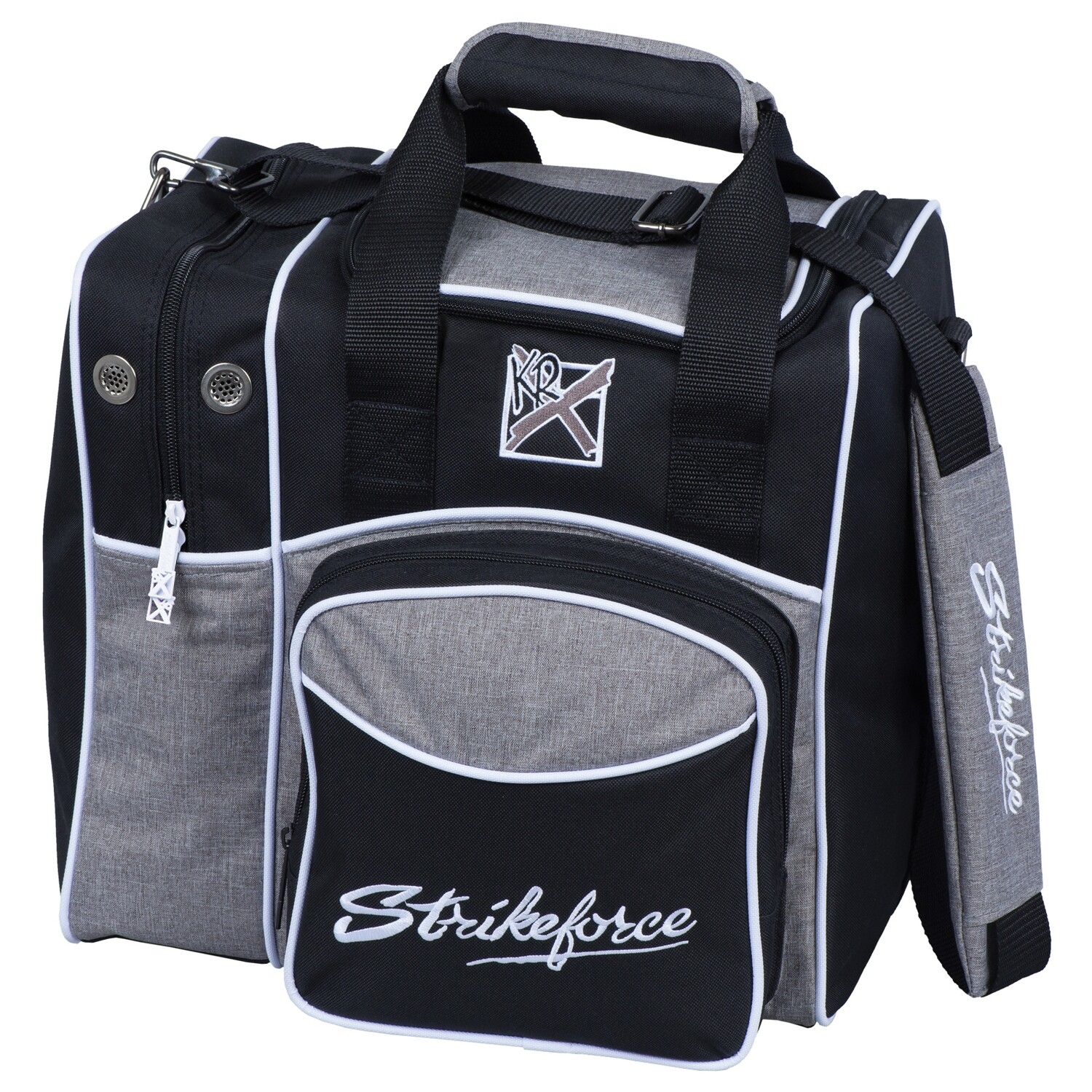 KR Strikeforce Stone Flexx Single Tote Bowling Bag