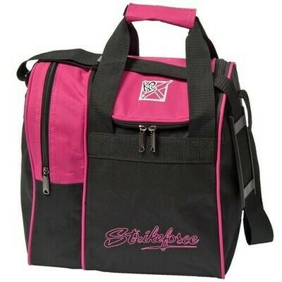 KR Strikeforce Rook Pink Single Tote Bowling Bag