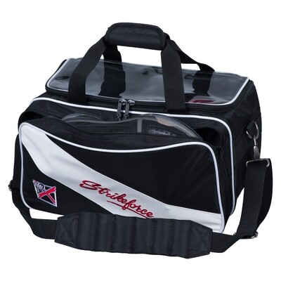 KR Strikeforce Fast Double Tote With Shoes Bowling Bag