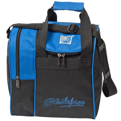 KR Strikeforce Rook Blue Single Tote Bowling Bag