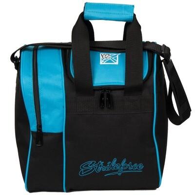 KR Strikeforce Rook Aqua Single Tote Bowling Bag