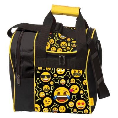 KR Strikeforce Emoji Single Tote Bowling Bag