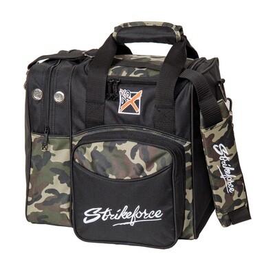 KR Strikeforce Camo Flexx Single Tote Bowling Bag