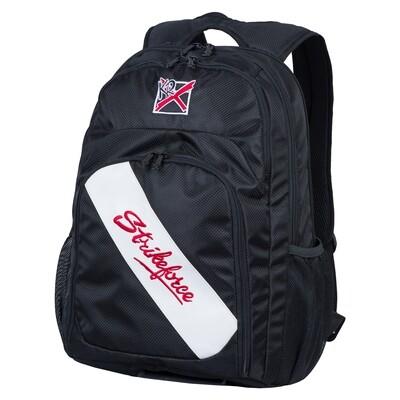 KR Strikeforce Fast Black/White Backpack