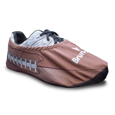 Brunswick Football Bowling Shoe Covers