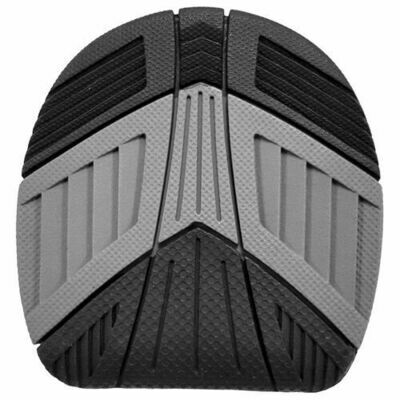 KR Strikeforce Replacement Heel #5 Graduated Rubber