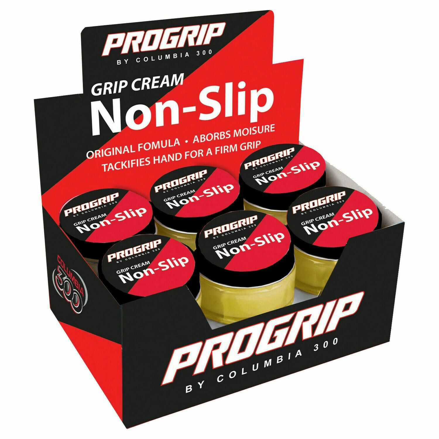 Columbia 300 Pro Grip Non-Slip Grip Cream (Single)