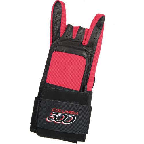 Columbia Power Wrist Glove Red Bowling Glove