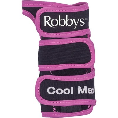 Robby's Cool Max Original Pink Bowling Wrist Support