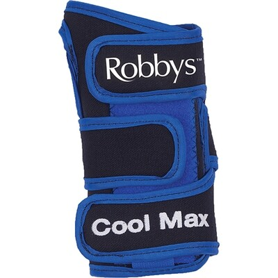 Robby's Cool Max Original Blue Bowling Wrist Support