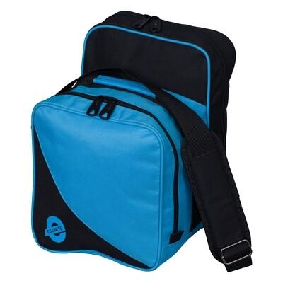Ebonite Compact Single Blue 1 Ball Bowling Bag