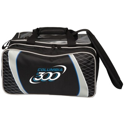Columbia Team Columbia 2 Ball Tote Bowling Bag