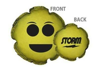 Storm Emoji Scented Grip Sack Smiling Face