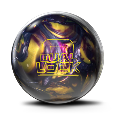 Storm Dual Lock Bowling Ball Rare International Release