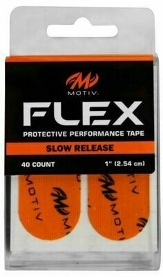 Motiv Flex Orange Slow Release Skin Protection Tape Pack