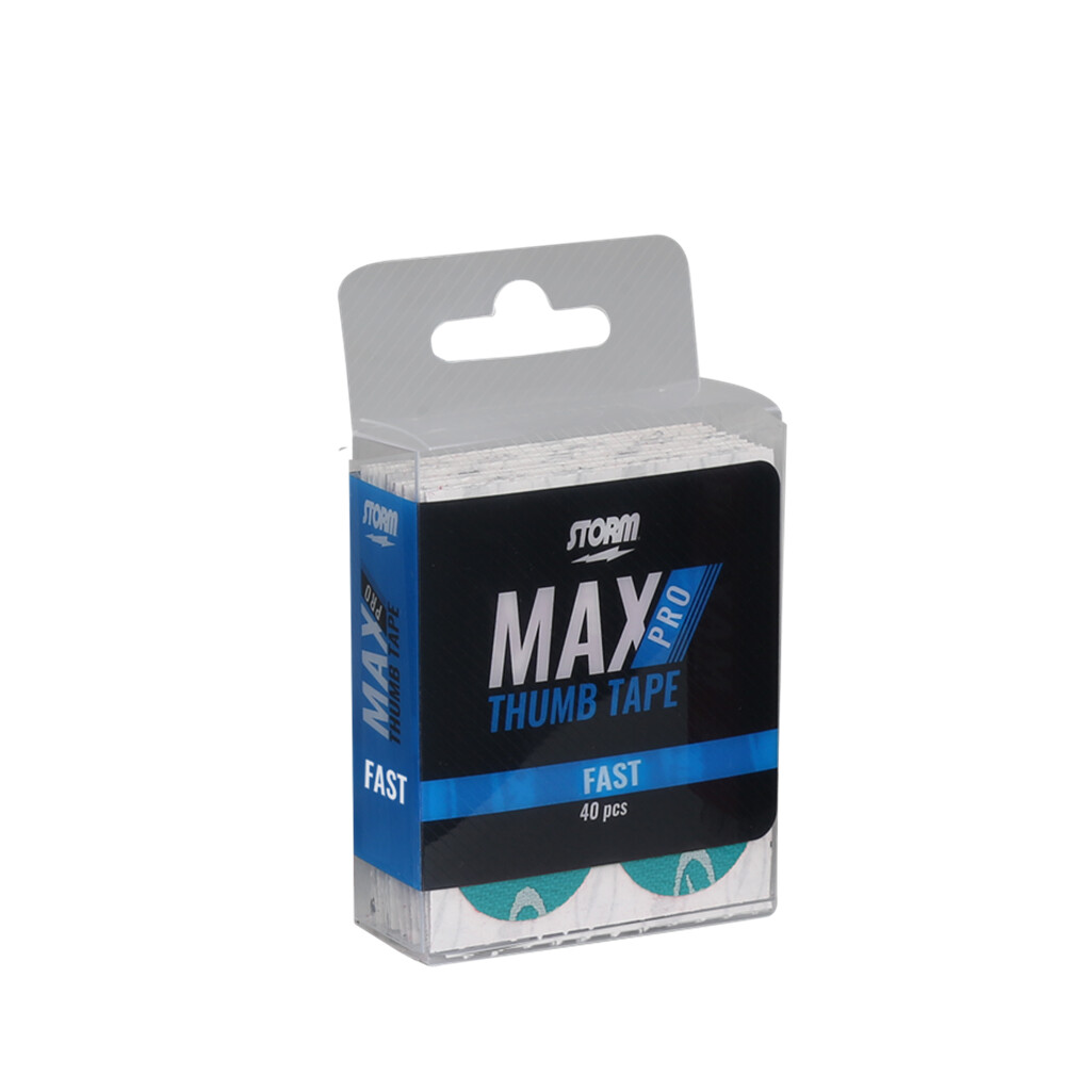 Storm Max Pro Teal Fast Release Skin Protection Tape Pack