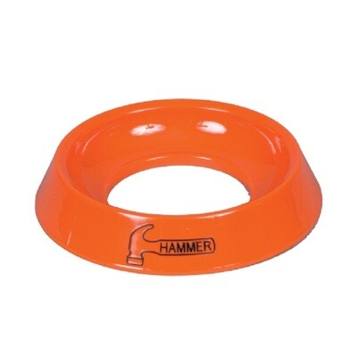 Hammer Orange Bowling Ball Display Cup