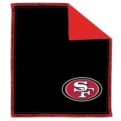 NFL KR Strikeforce San Francisco 49ers Bowling Shammy