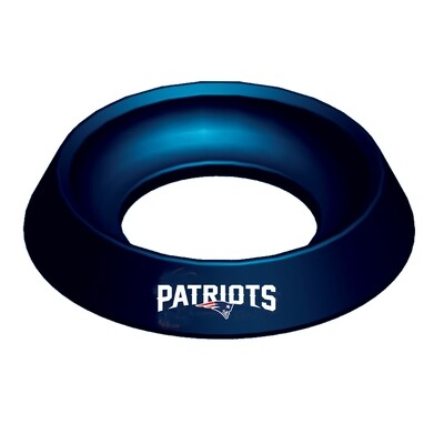 KR Strikeforce NFL New England Patriots Bowling Ball Display Cup