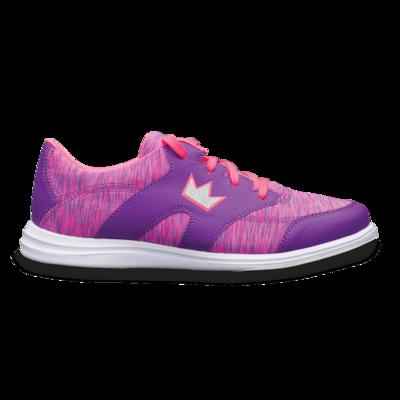 Brunswick Karma Sport Purple/Pink Womens Bowling Shoes