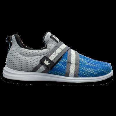 Brunswick Versa Blue/Silver Womens Bowling Shoes