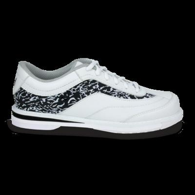 Brunswick Intrigue White/Black Womens Bowling Shoes