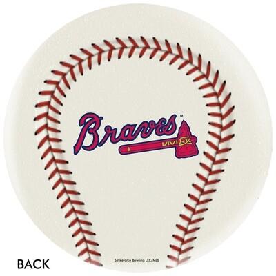 MLB Atlanta Braves Bowling Ball