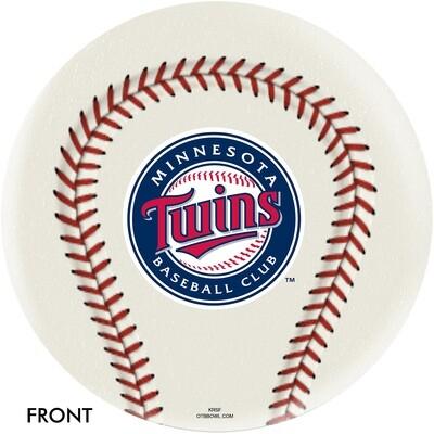 MLB Minnesota Twins Bowling Ball
