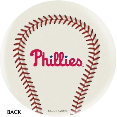MLB Philadelphia Phillies Bowling Ball