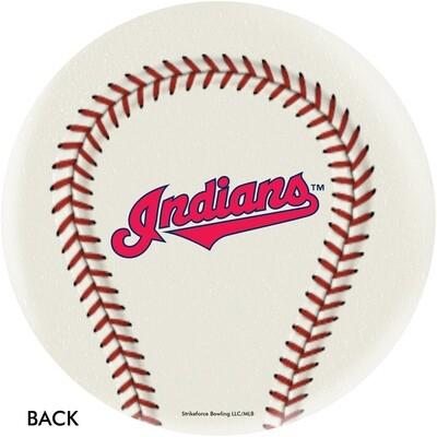 MLB Cleveland Indians Bowling Ball