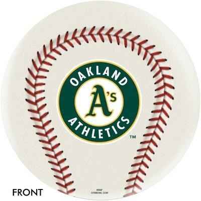 MLB Oakland A's Bowling Ball