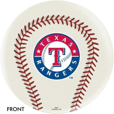 MLB Texas Rangers Bowling Ball